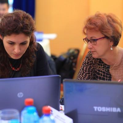 Irina Zamfir, Liliana Dan