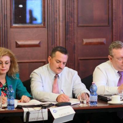 Loredana Odobescu, Catalin Stanescu, Simion Vasile