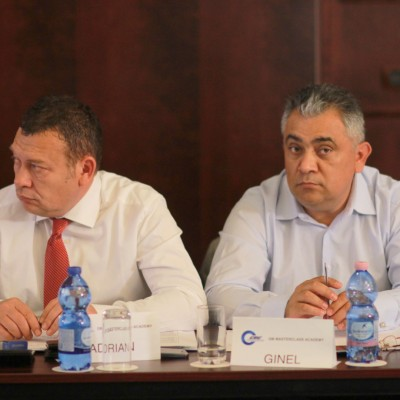 Adrian Vlad, Ginel Bargaoan