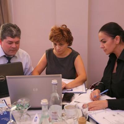 Florin Buzescu, Emilia Petre, Serafina Rosca
