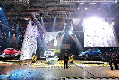 Lansare Dacia 2012