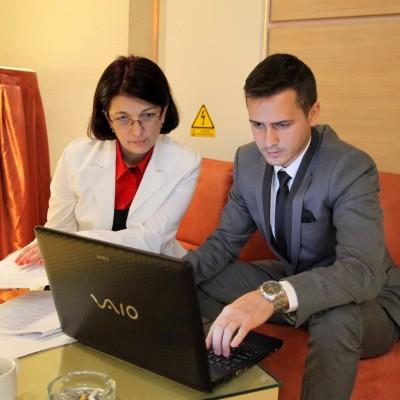 Beatrice Culda, Razvan Dan