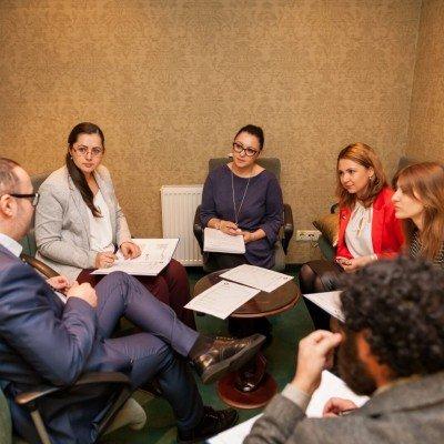 Sisteme Profesionale de Recrutare | Virgil Profeanu, Tatiana Vatamaniuc, Simona Cristoiu, Ramona Bostan