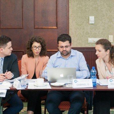 Sisteme Profesionale de Recrutare | Andrei Iosif, Ana Badea, Gabriel Gaitanaru, Madalina Moise
