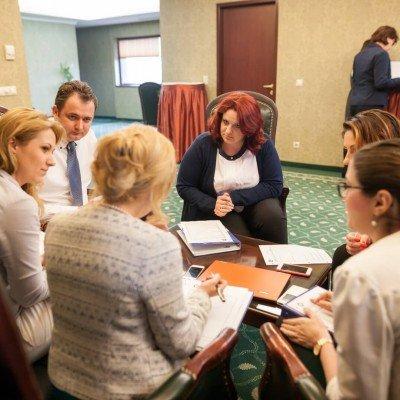 Sisteme Profesionale de Recrutare | Gabriel Munteanu, Anca Greu, Tamara Cuteica, Valentina Saygo, Geanina Gavrilescu